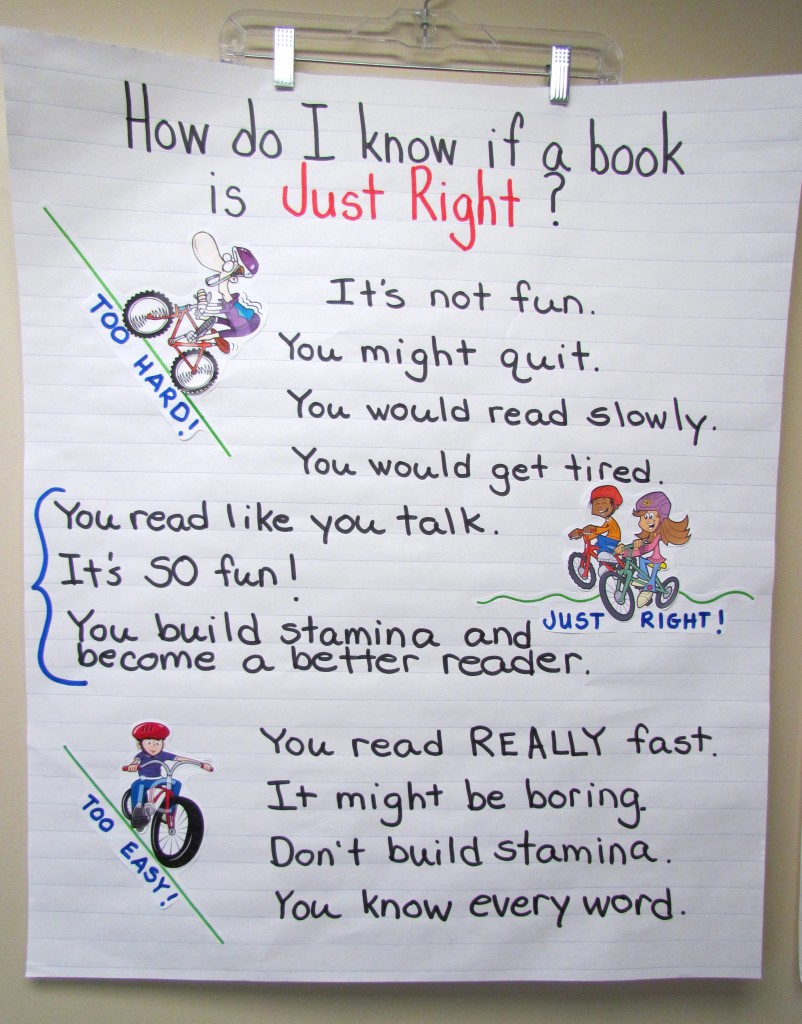 Comparing Reading to Riding a Bike